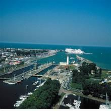 Guide Du Port De Caen Brittany Ferries