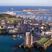 Portsmouth To Le Havre >> Guide du port de St Malo - Brittany Ferries