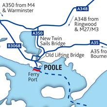 guide du port de poole brittany ferries. Black Bedroom Furniture Sets. Home Design Ideas