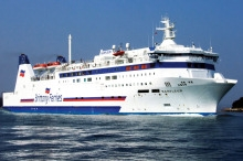 Barfleur cruise ferry