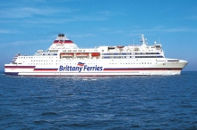Normandie cruise ferry